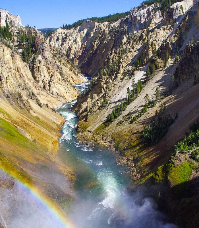 Yellowstone Photo Diary