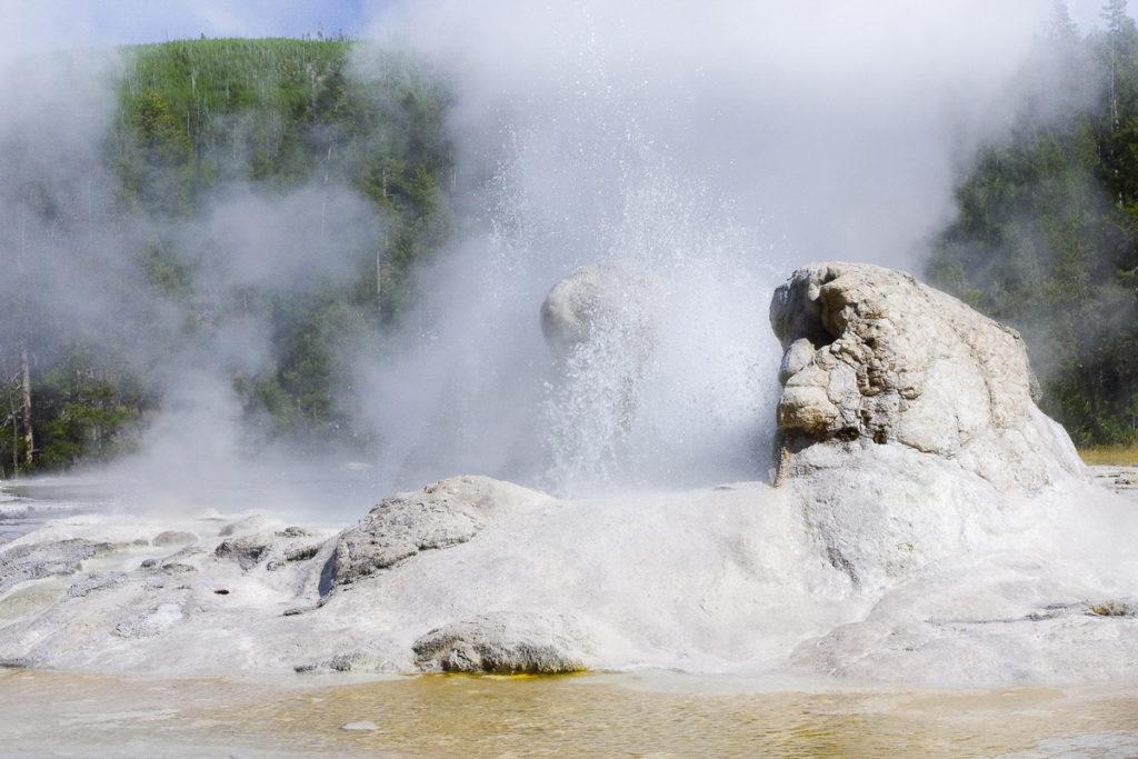 Beauty in Yellowstone
