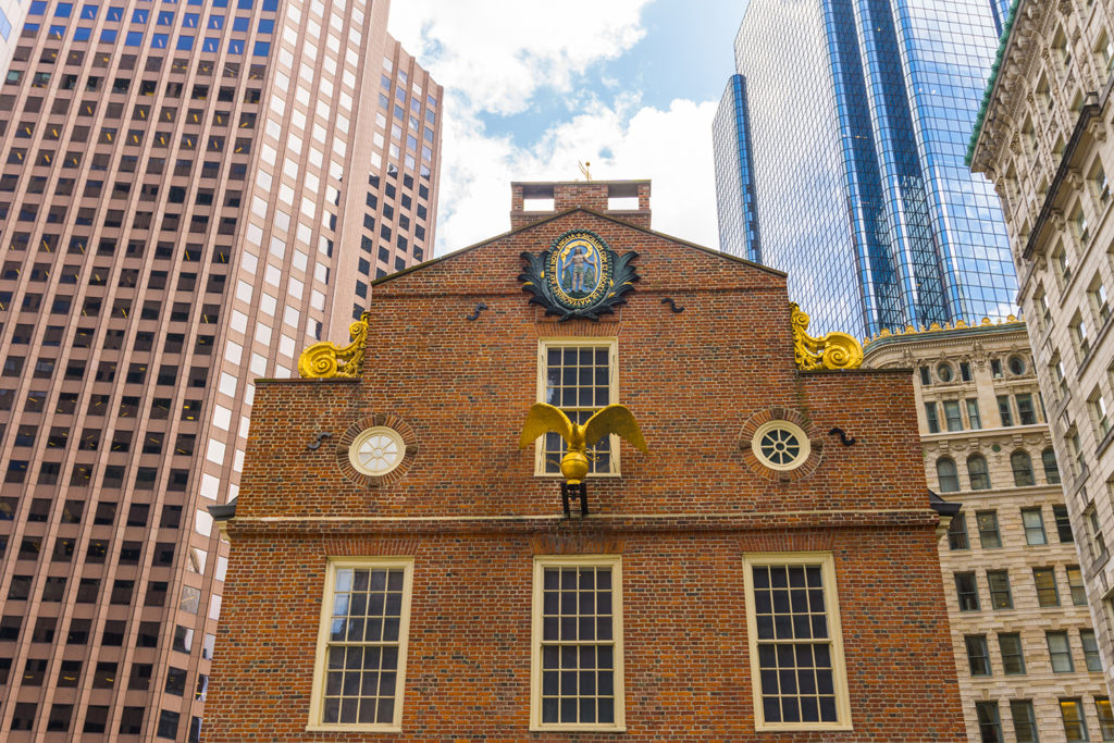 Walk the Freedom Trail and visit important sites of the American History