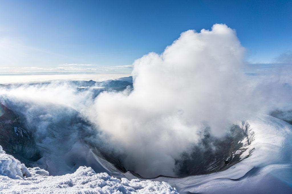 Climb Cotopaxi Volcano