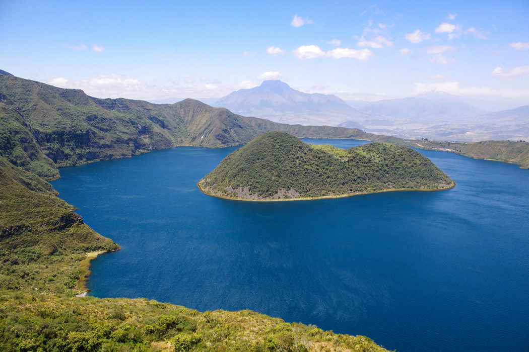 Hiking Lake Cuicocha: A Complete Guide