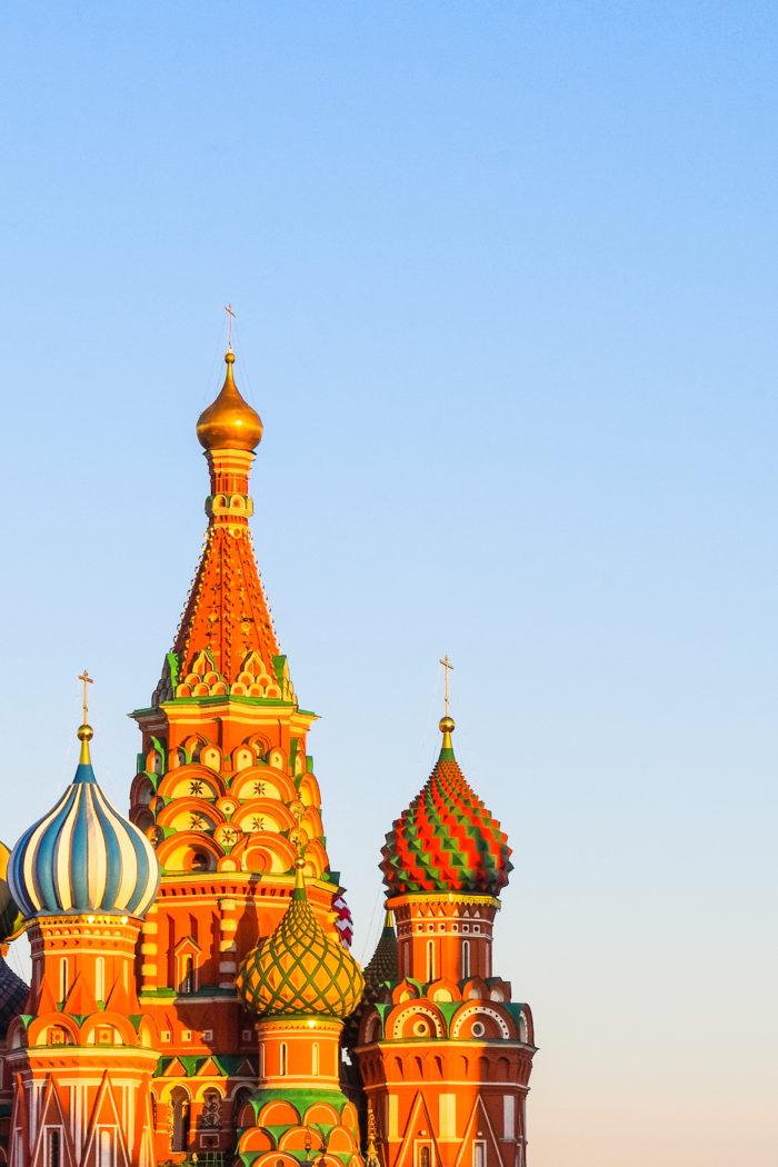Moscow Photo Diary