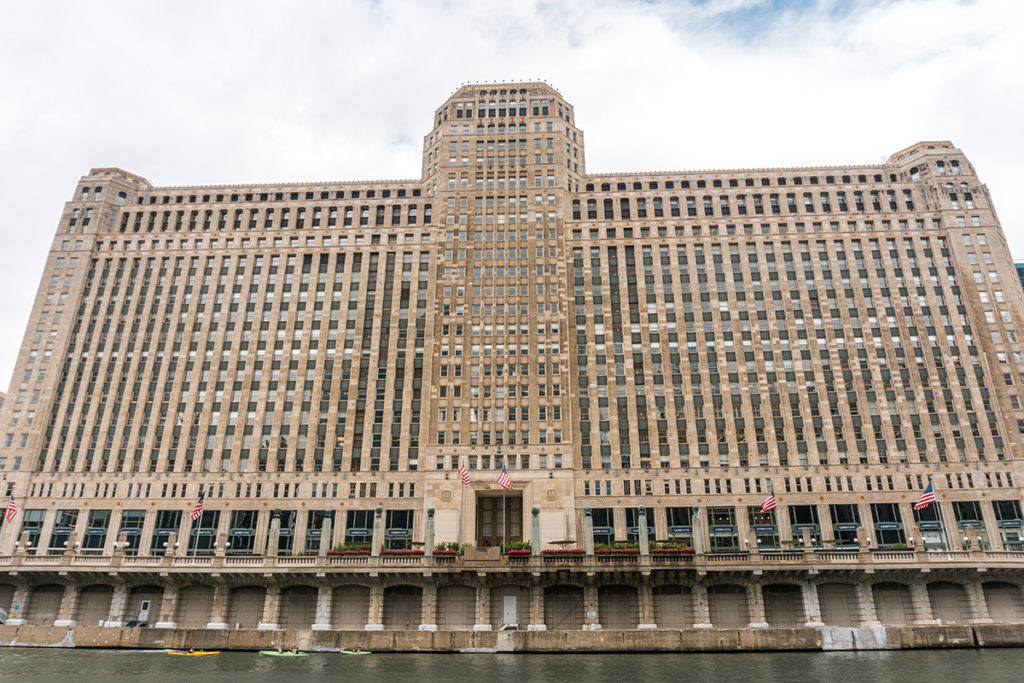 Take an Architectural Tour of Chicago on the Loop.