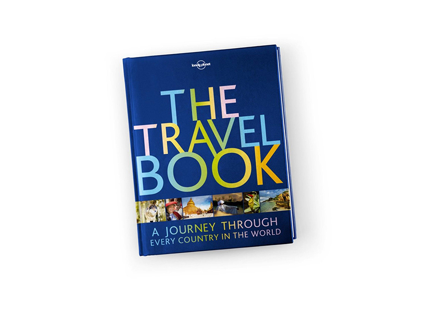 Gift Guide for Travelers: Travel Book
