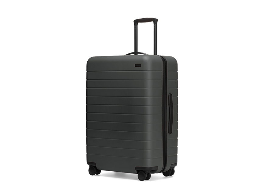Gift guide for travelers: a piece of luggage