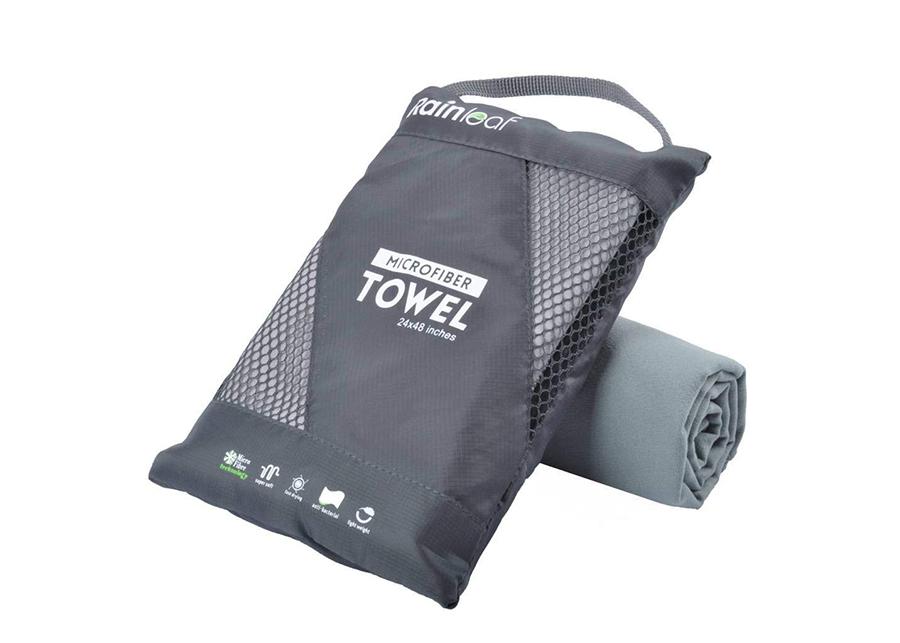 Travel gift guide: Microfiber towel
