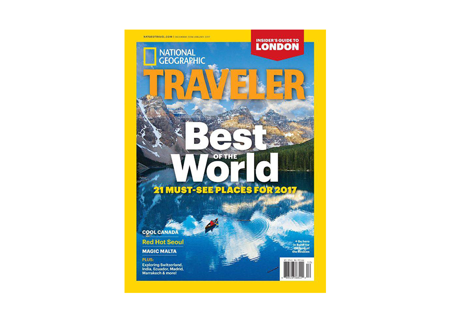 Subscribe to a travel magazine subscription