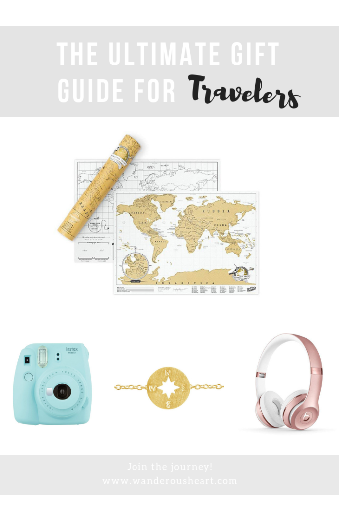 Ultimate travel gift guide for travelers