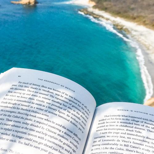 Best travel books reading list