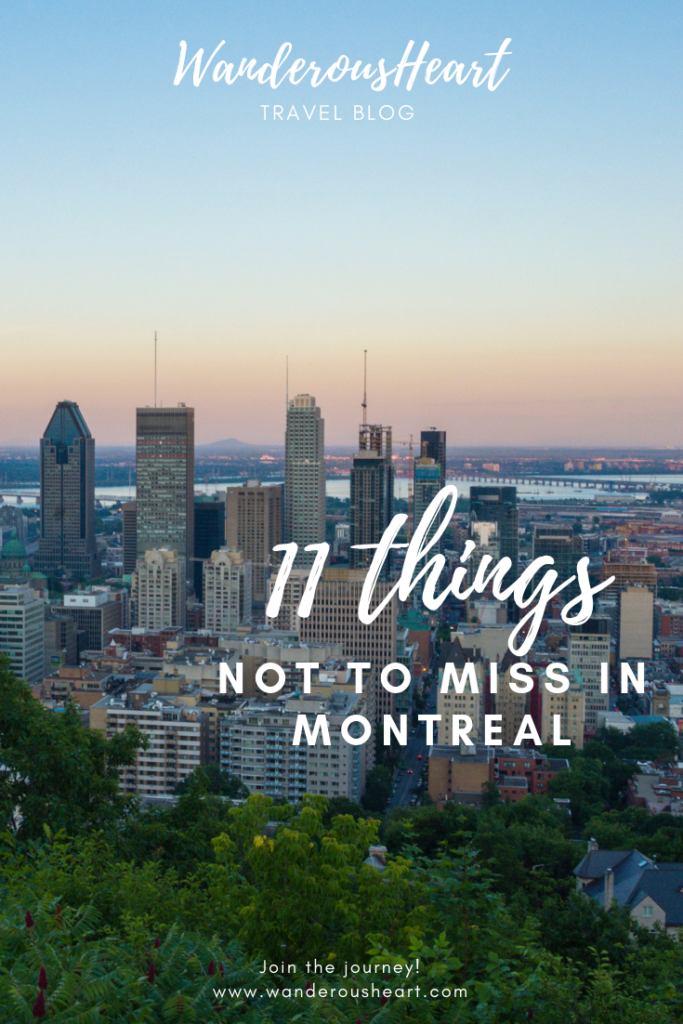 11 Things Not to Miss in Montreal