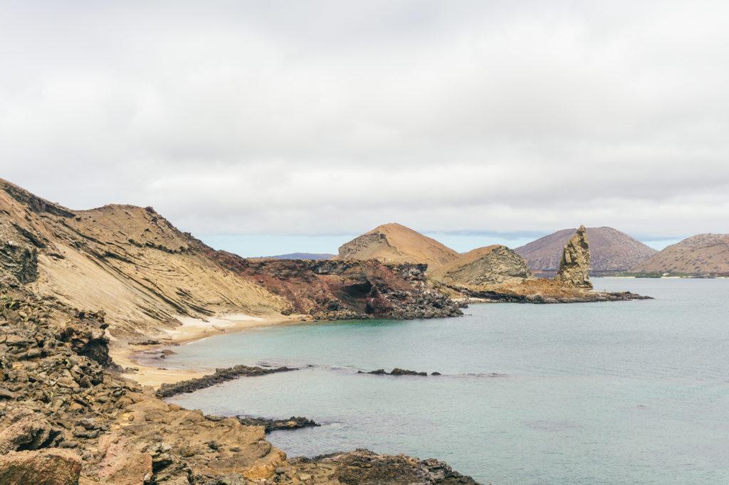 San Bartolome Island