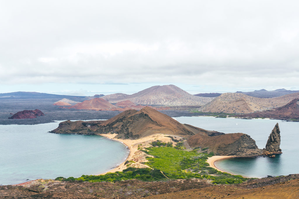 Day 5 in the Galapagos Itinerary: Bartolome Island