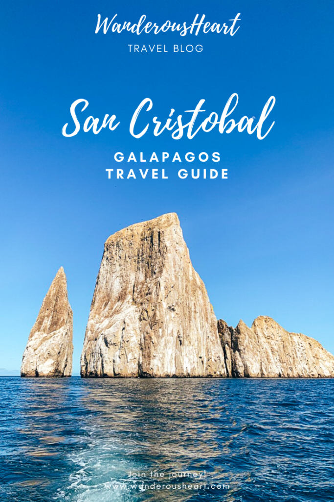 Best Things to do in San Cristobal Galapagos