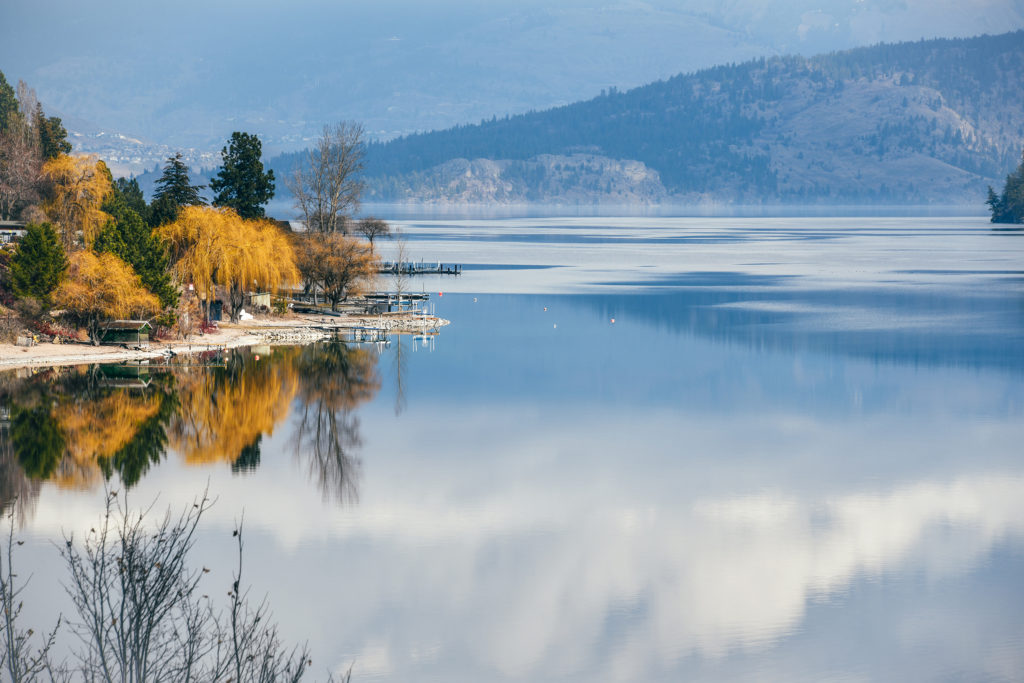 Kelowna, British Columbia.