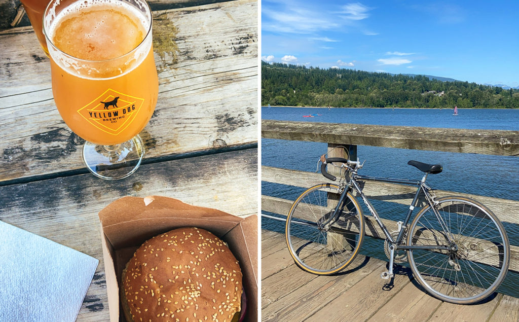 Best bike rides around Vancouver